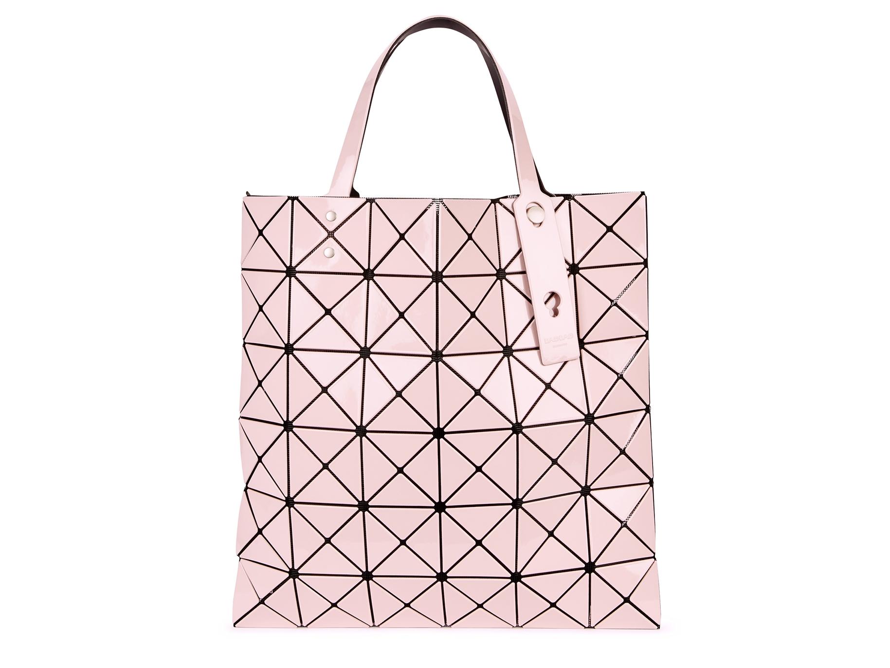 0b864f3993 BAO BAO ISSEY MIYAKE Lucent pink tote - Harvey Nichols