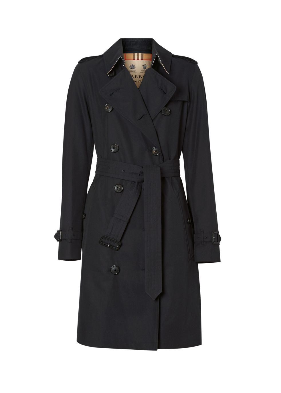 BURBERRY | Burberry The Kensington Heritage Trench Coat | Goxip