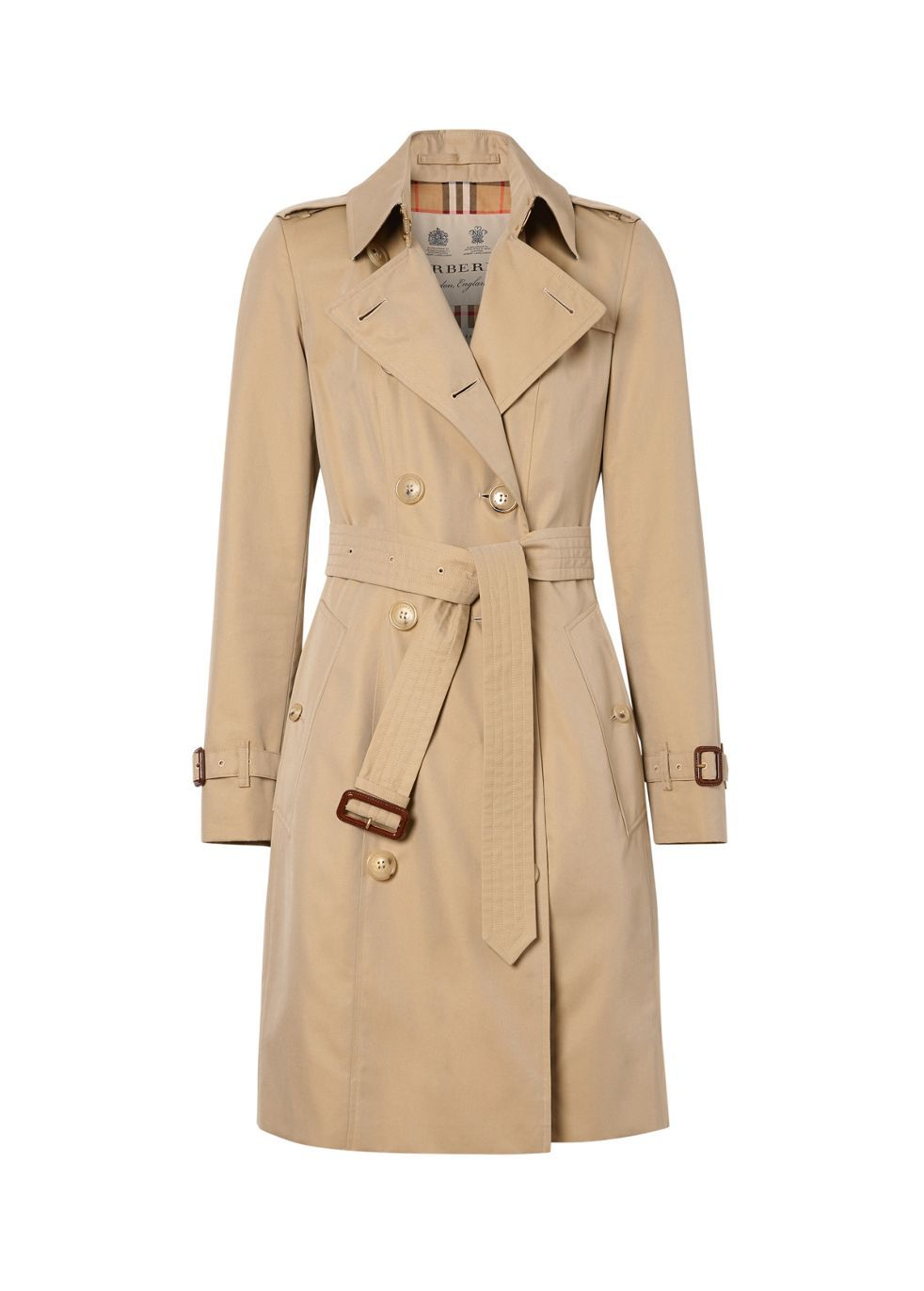 BURBERRY | Burberry The Chelsea Heritage Trench Coat | Goxip