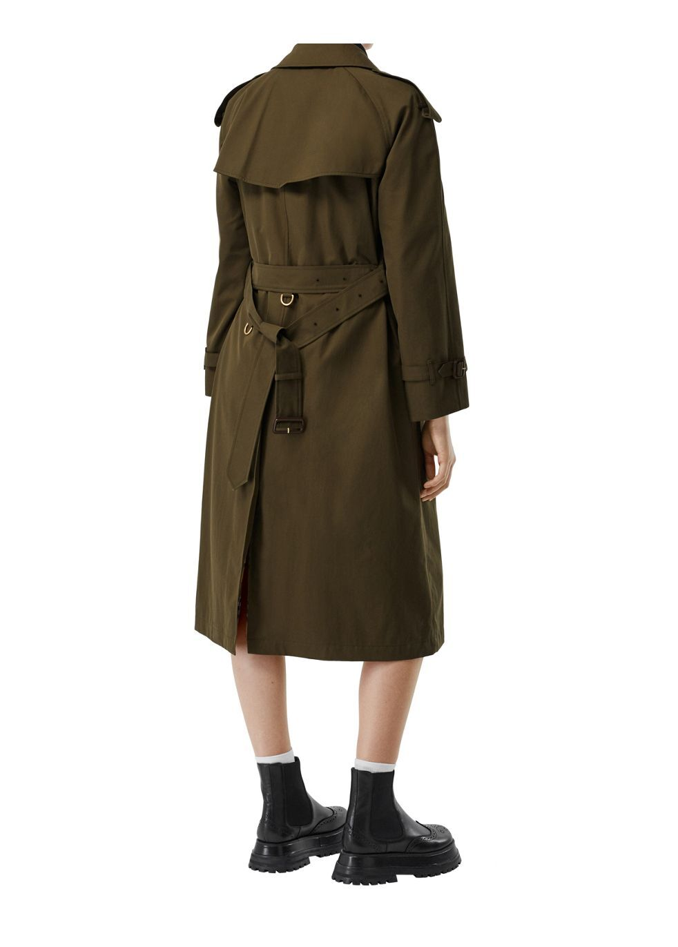 Long Westminster Heritage Trench Coat