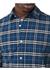 Short-sleeve check stretch cotton shirt - Burberry
