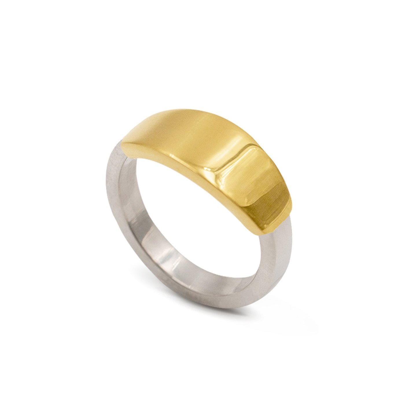 KIMSU   Kimsu Scala Gold Ring   Goxip