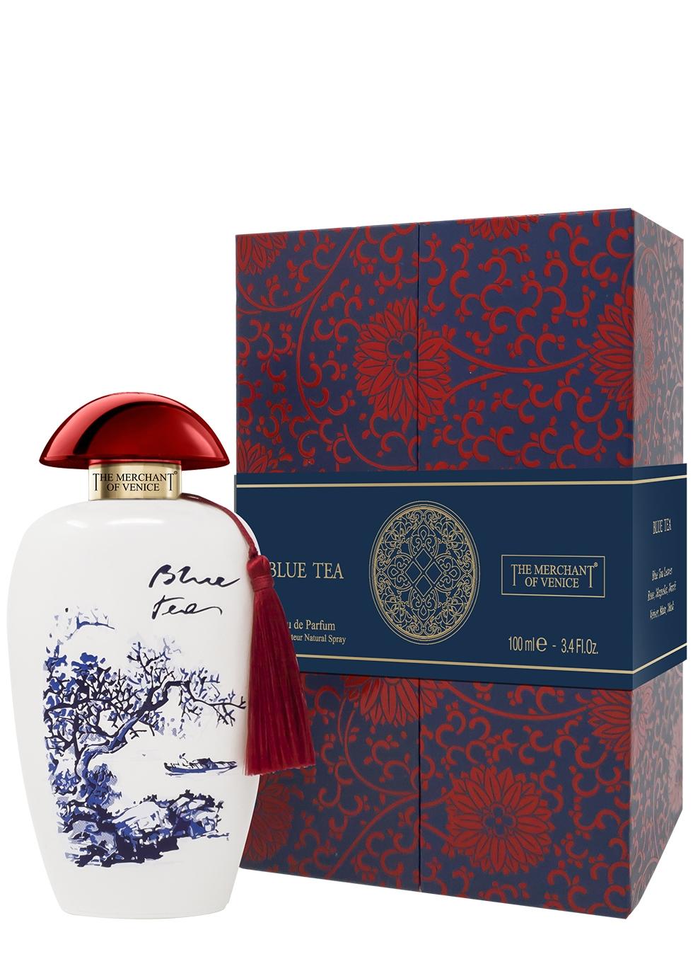 Blue Tea Eau De Parfum 100ml - The Merchant of Venice