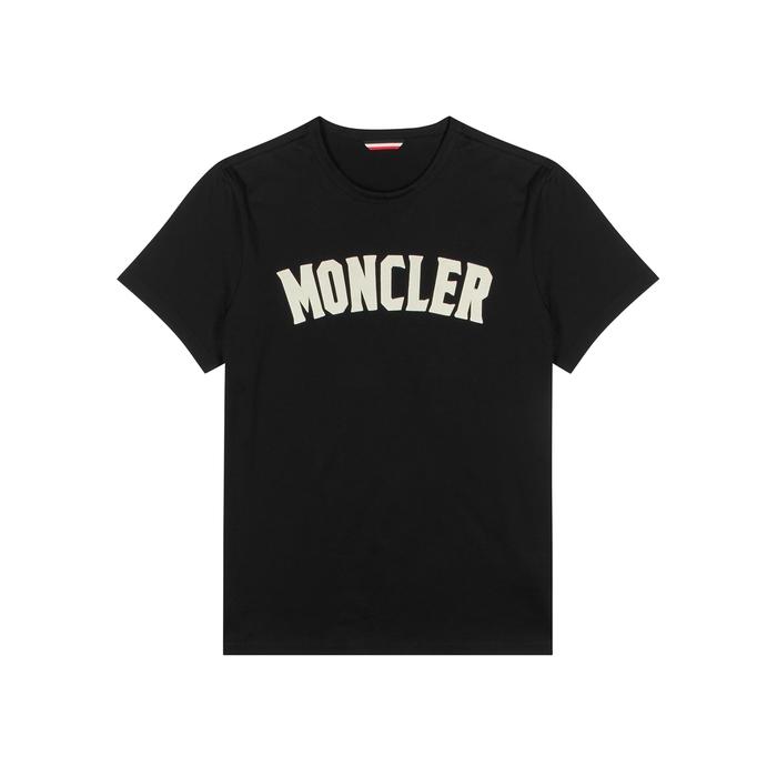 901d92418 1952 Black Logo-Print T-Shirt