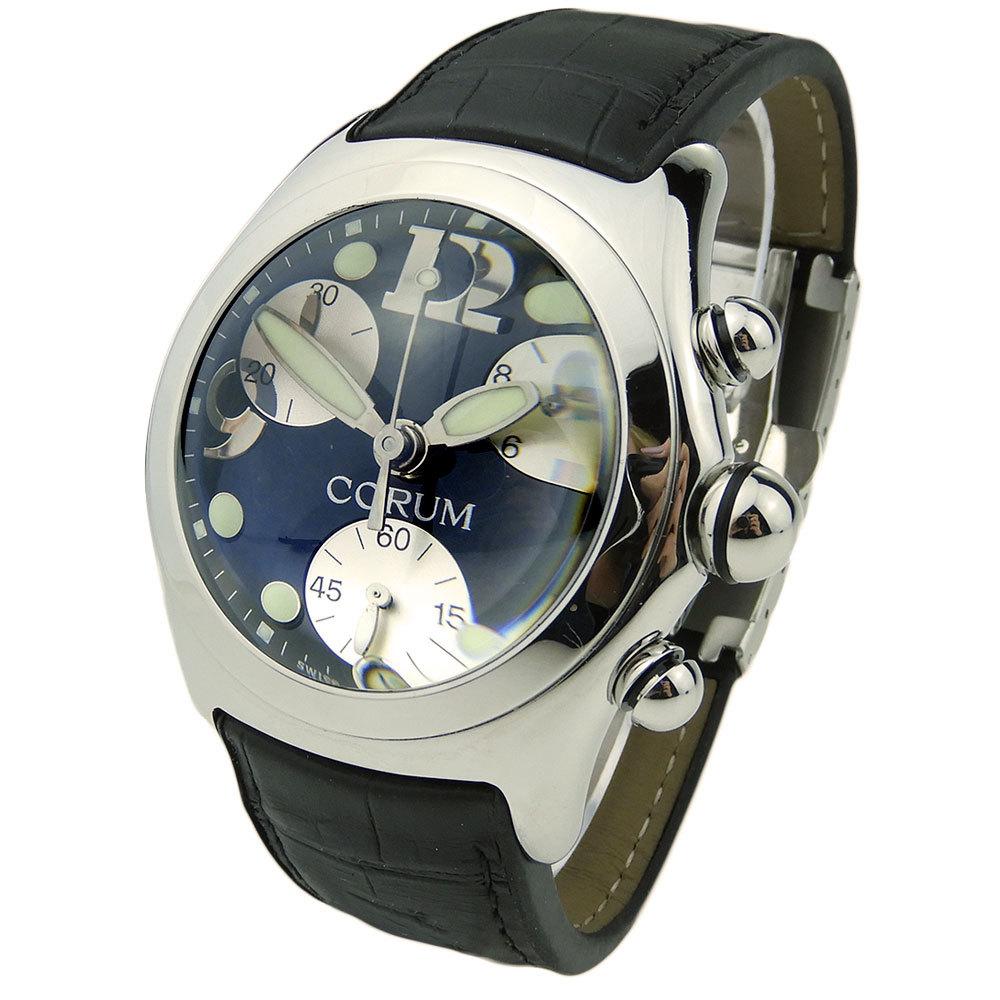 CORUM WATCHES Corum Watches Corum Bubble Quartz Chrono 396.150.20