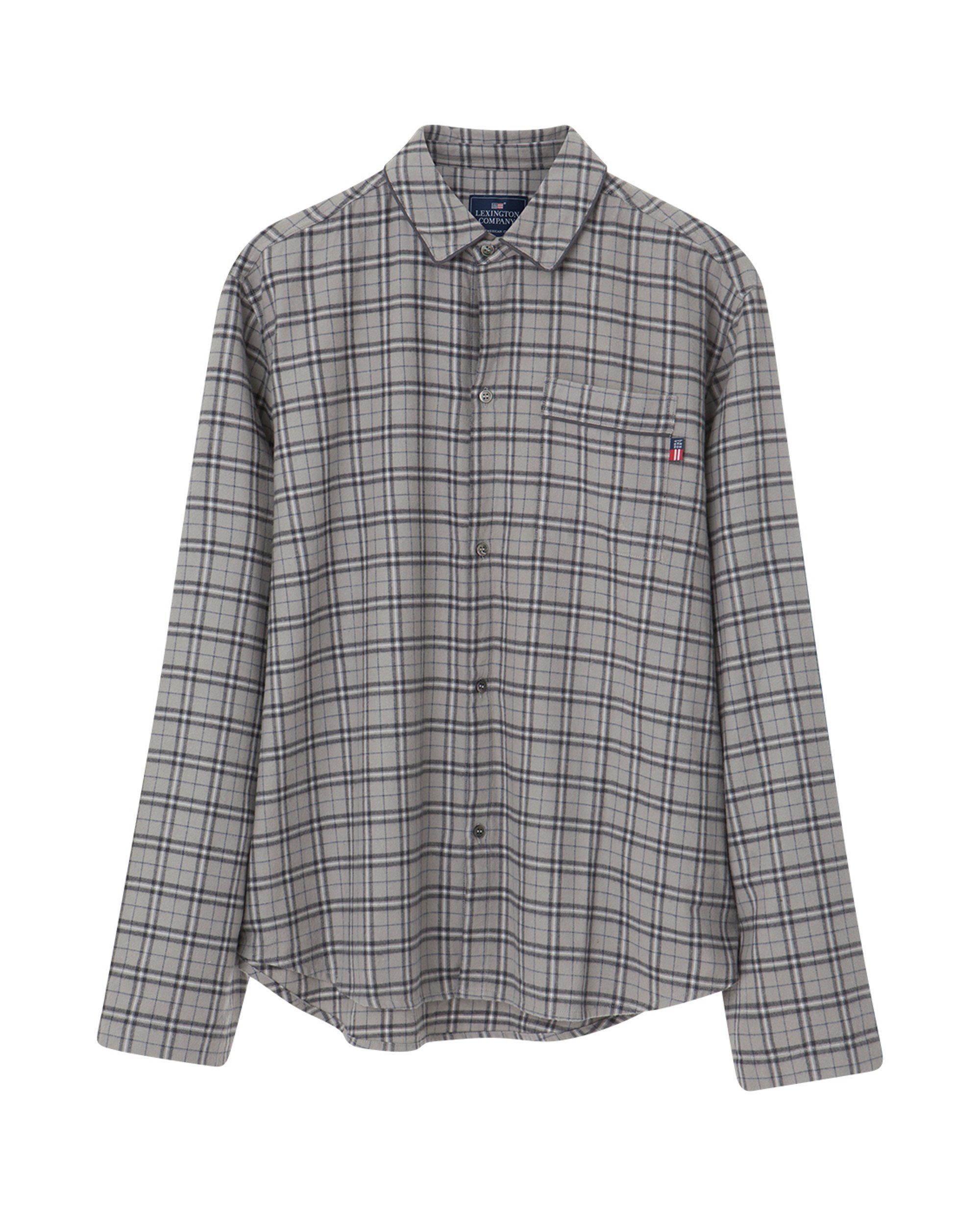 LEXINGTON Vince Pajama Gray-Blue