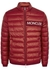 Neveu red quilted shell jacket - Moncler