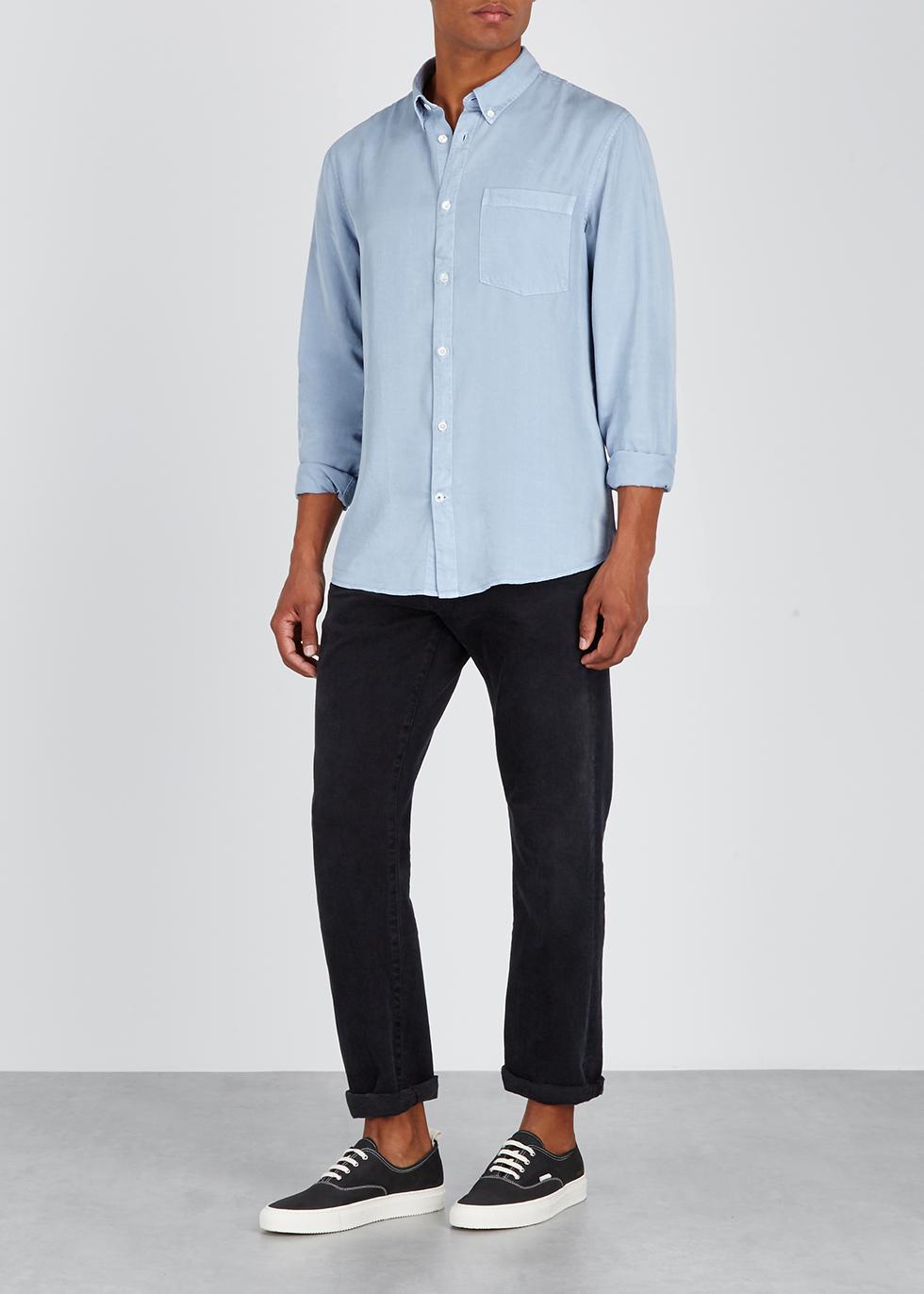 fdc2f42f357 Men s Designer Shirts - Harvey Nichols
