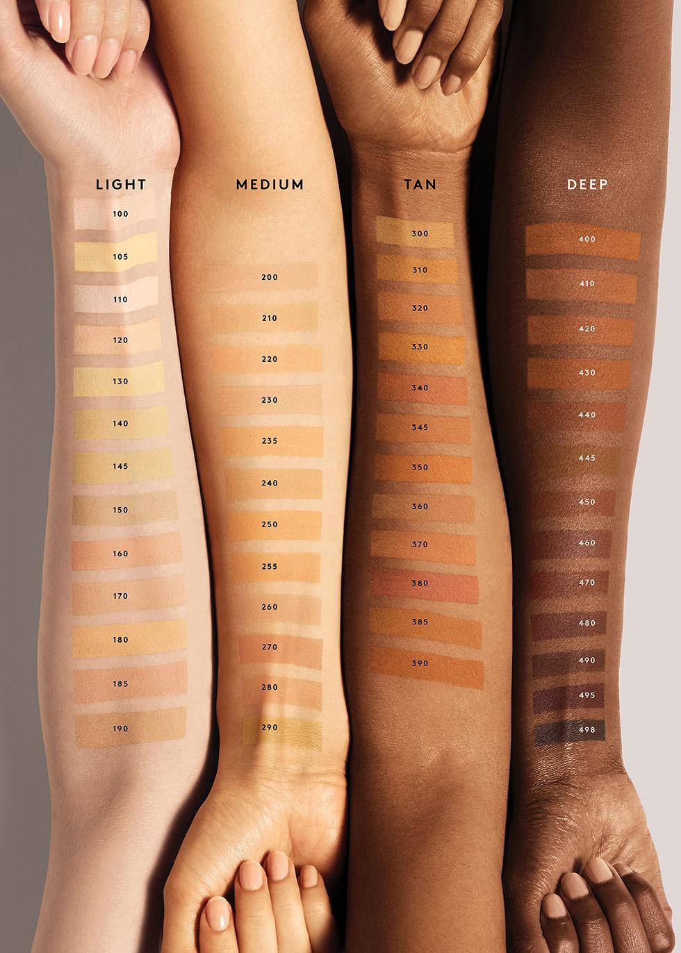 Pro Filt'r Soft Matte Longwear Foundation 345 - FENTY BEAUTY