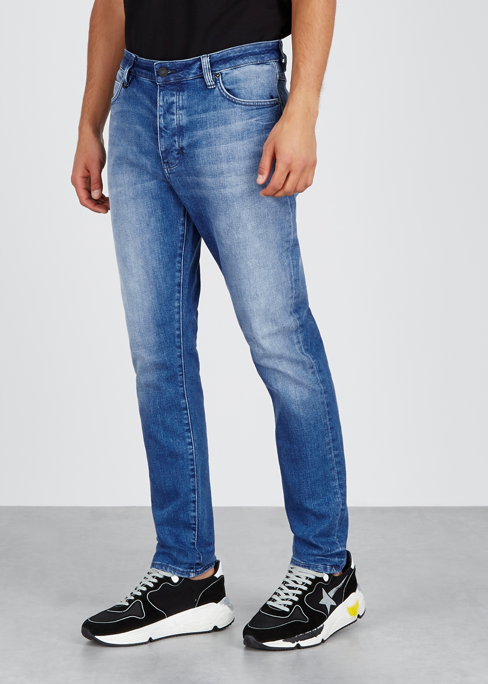 Ray light blue tapered jeans - Neuw