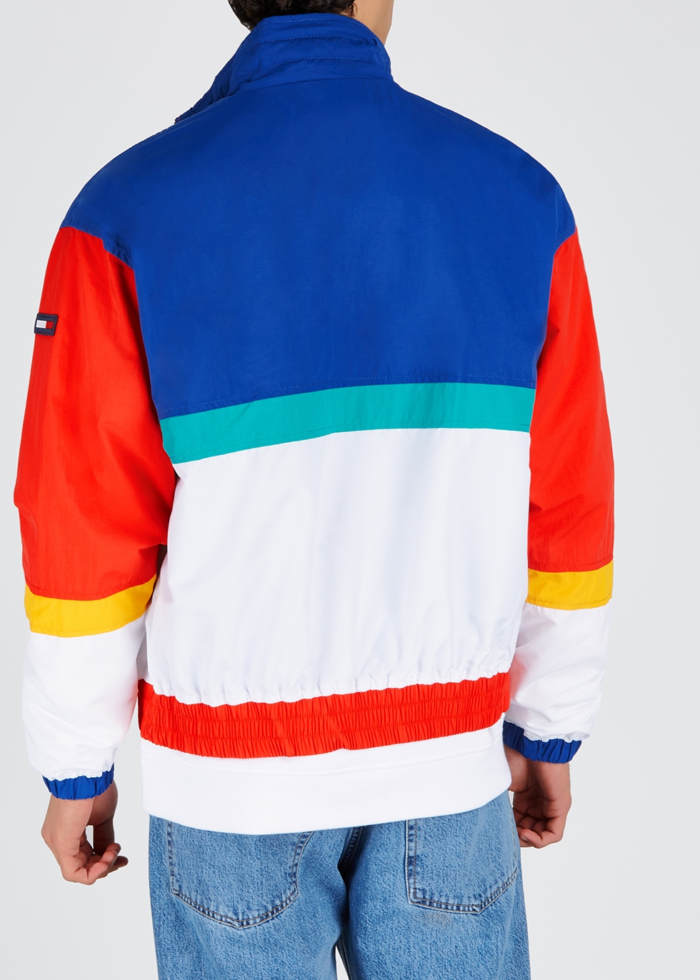 Panelled shell jacket - Tommy Jeans