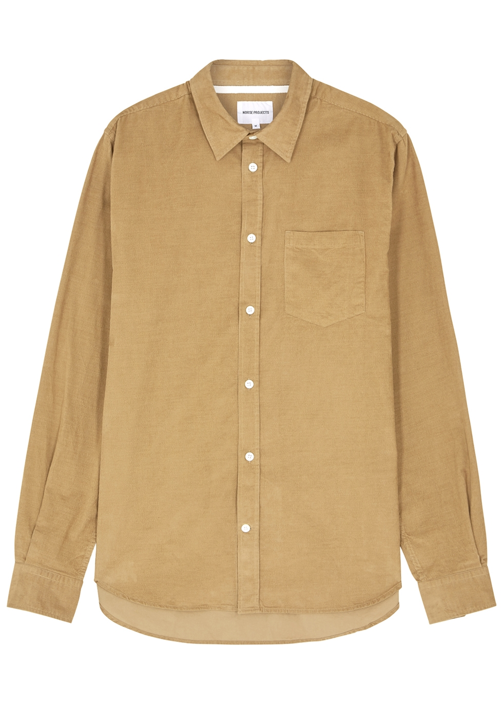 Oswald corduroy shirt - Norse Projects
