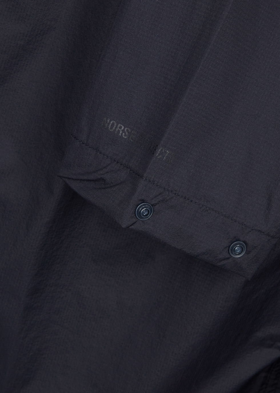 Navy waterproof shell jacket - Norse Projects