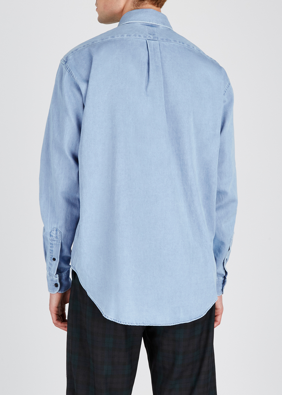 Light blue denim shirt - Acne Studios