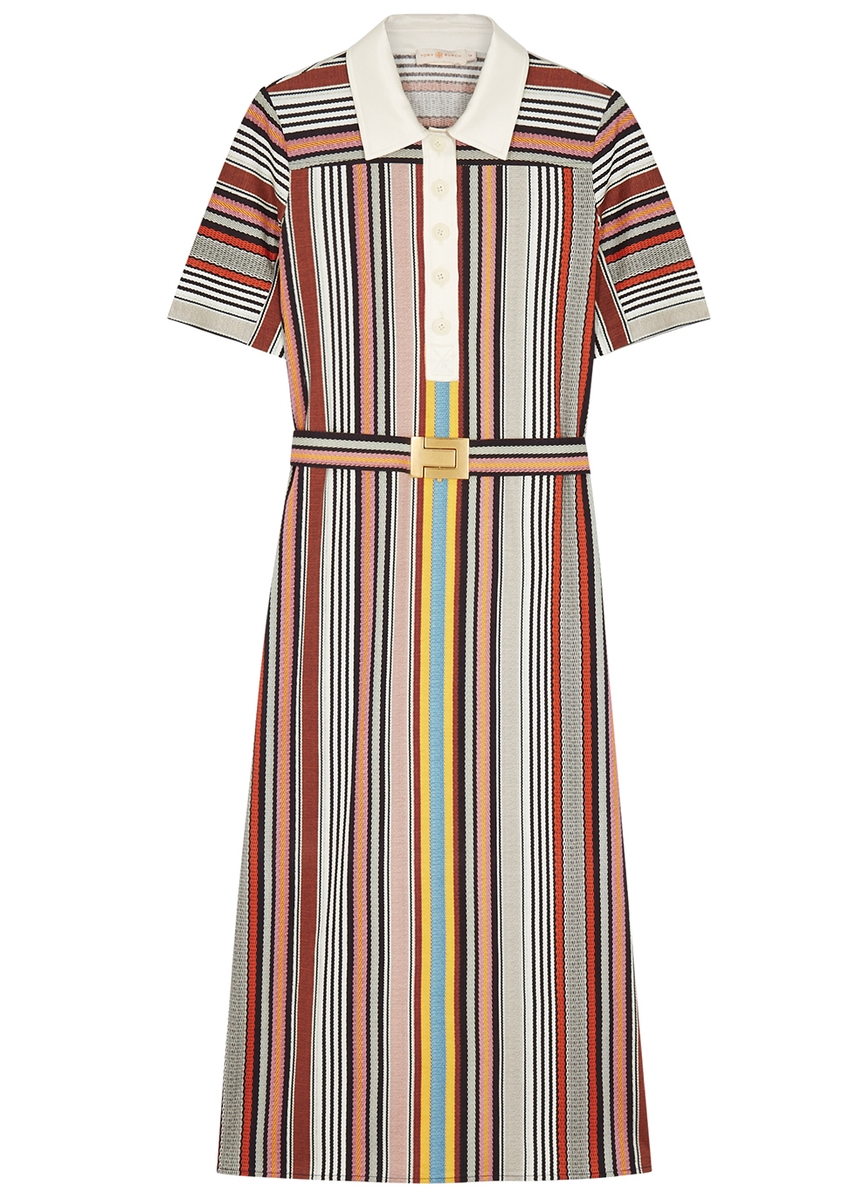 2908a85ee85 Striped cotton dress Striped cotton dress. Tory Burch