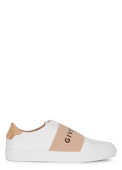3777d20874b81 Givenchy Urban Street white leather trainers - Harvey Nichols