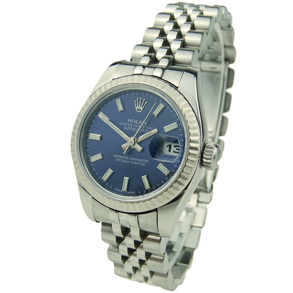 ROLEX Lady Datejust Oyster Perpetual 179174