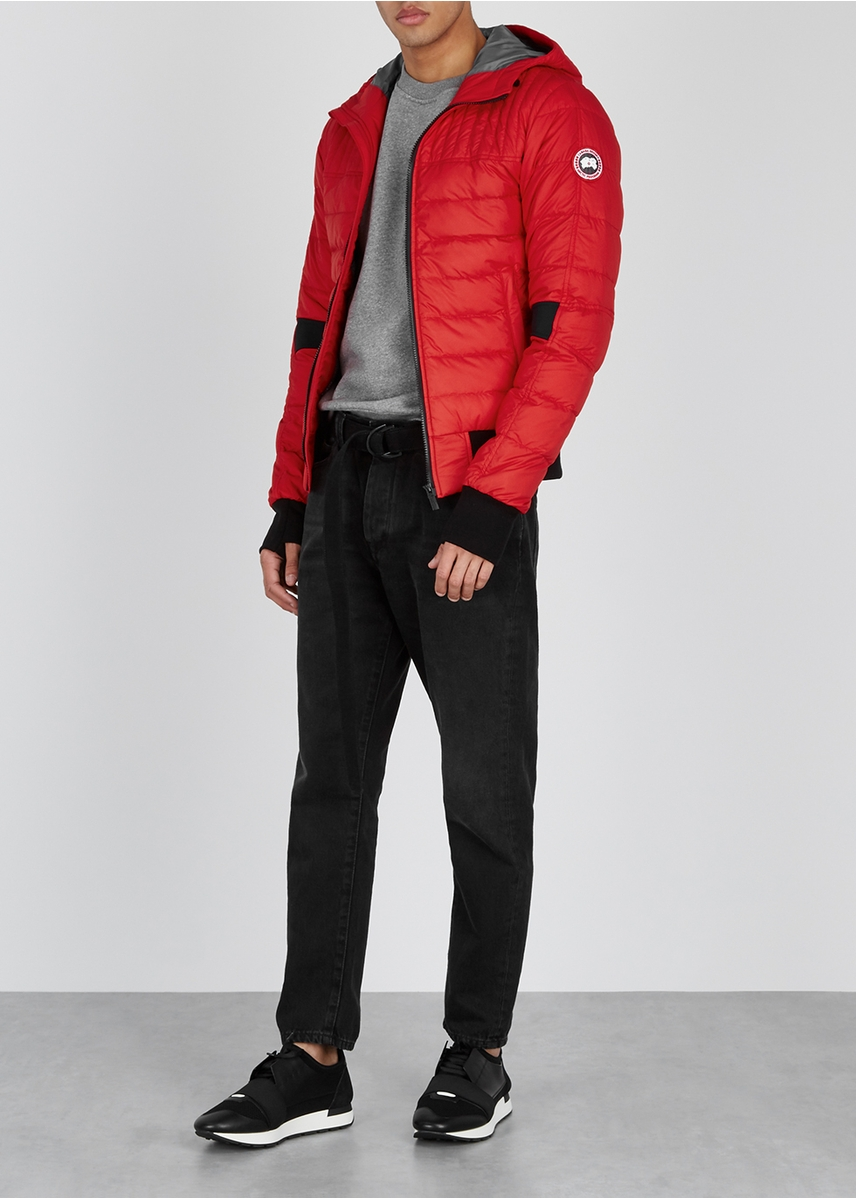 7fdfa71007e7 Cabri red quilted shell jacket Cabri red quilted shell jacket. New In. Canada  Goose. Cabri red quilted shell jacket