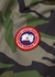 Crew camouflage shell coat - Canada Goose