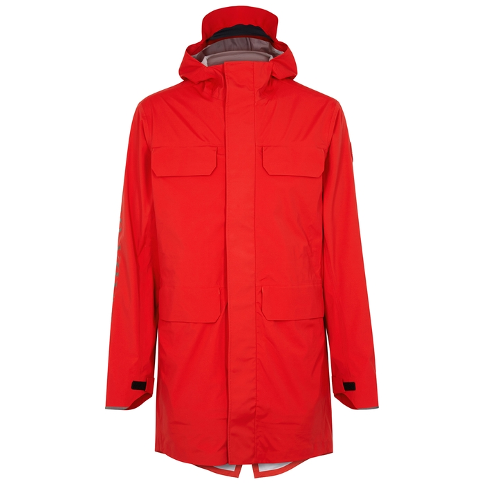 Canada Goose Seawolf Red Shell Coat
