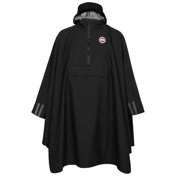 Canada Goose Tops Field black shell poncho