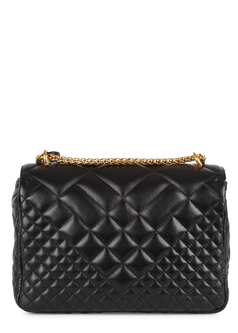 47725e2c5ce6 Versace Tribute small leather shoulder bag - Harvey Nichols