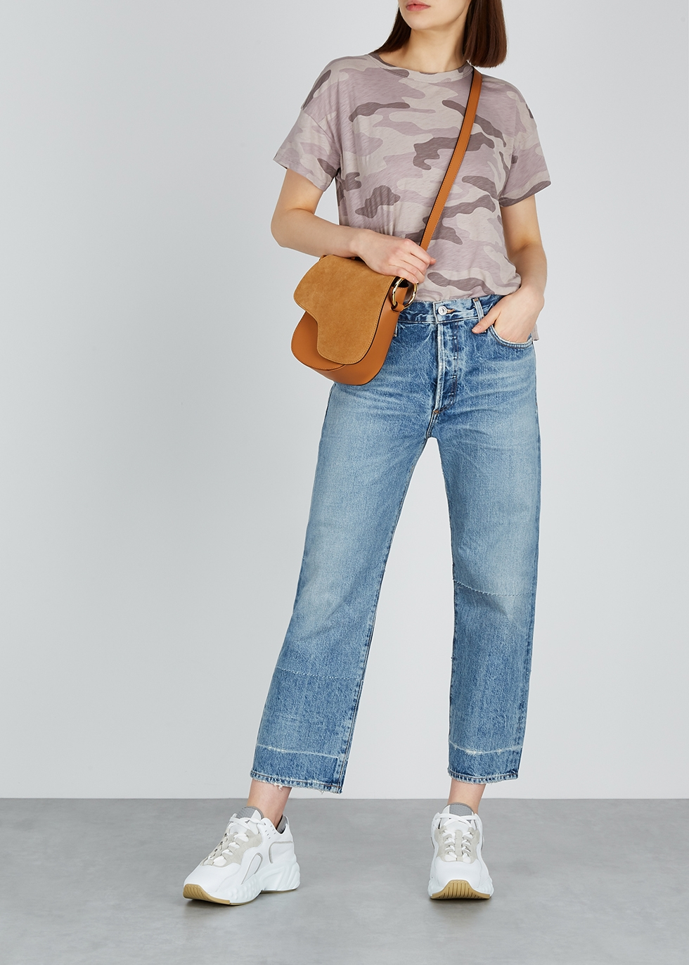 Emery blue boyfriend jeans - Citizens of Humanity