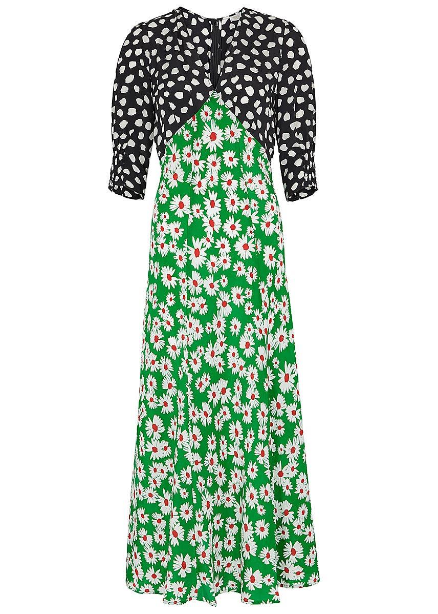d8b4f427 Designer Midi Dresses - Mid Length Dresses - Harvey Nichols