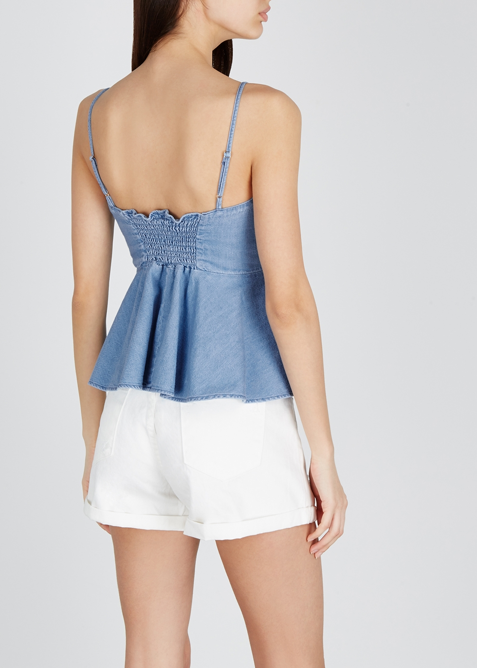Senorita light blue denim top - Levi's Made & Crafted