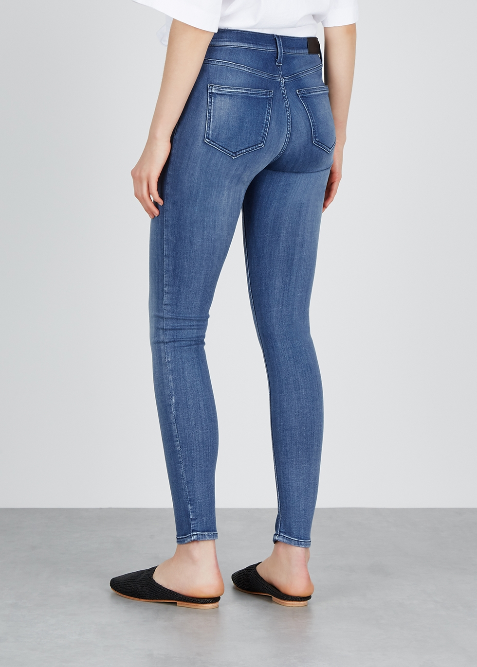 Blue Touch skinny jeans - Replay