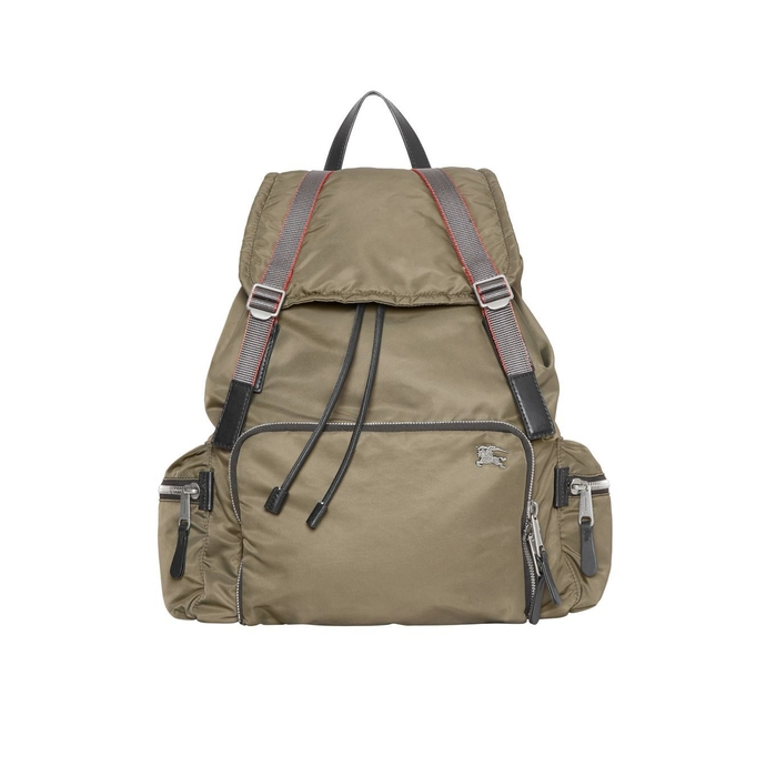 Burberry Leathers THE EXTRA LARGE RUCKSACK IN AVIATOR NYLON