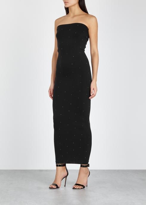 96ded11d9b Wolford Crystal Blaze bandeau midi dress - Harvey Nichols