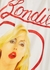 Blondie printed cotton T-shirt - MadeWorn