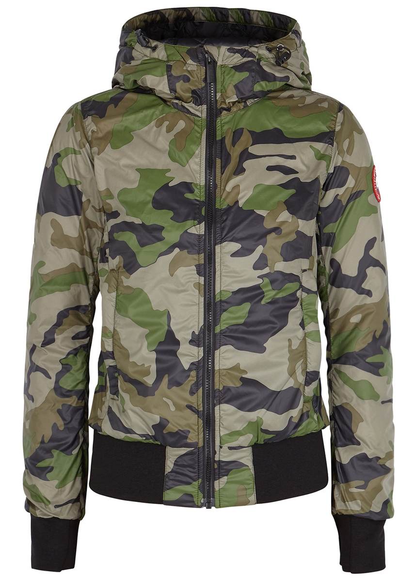 4f698b84a3cc Dore camouflage shell bomber jacket Dore camouflage shell bomber jacket.  New In. Canada Goose. Dore ...