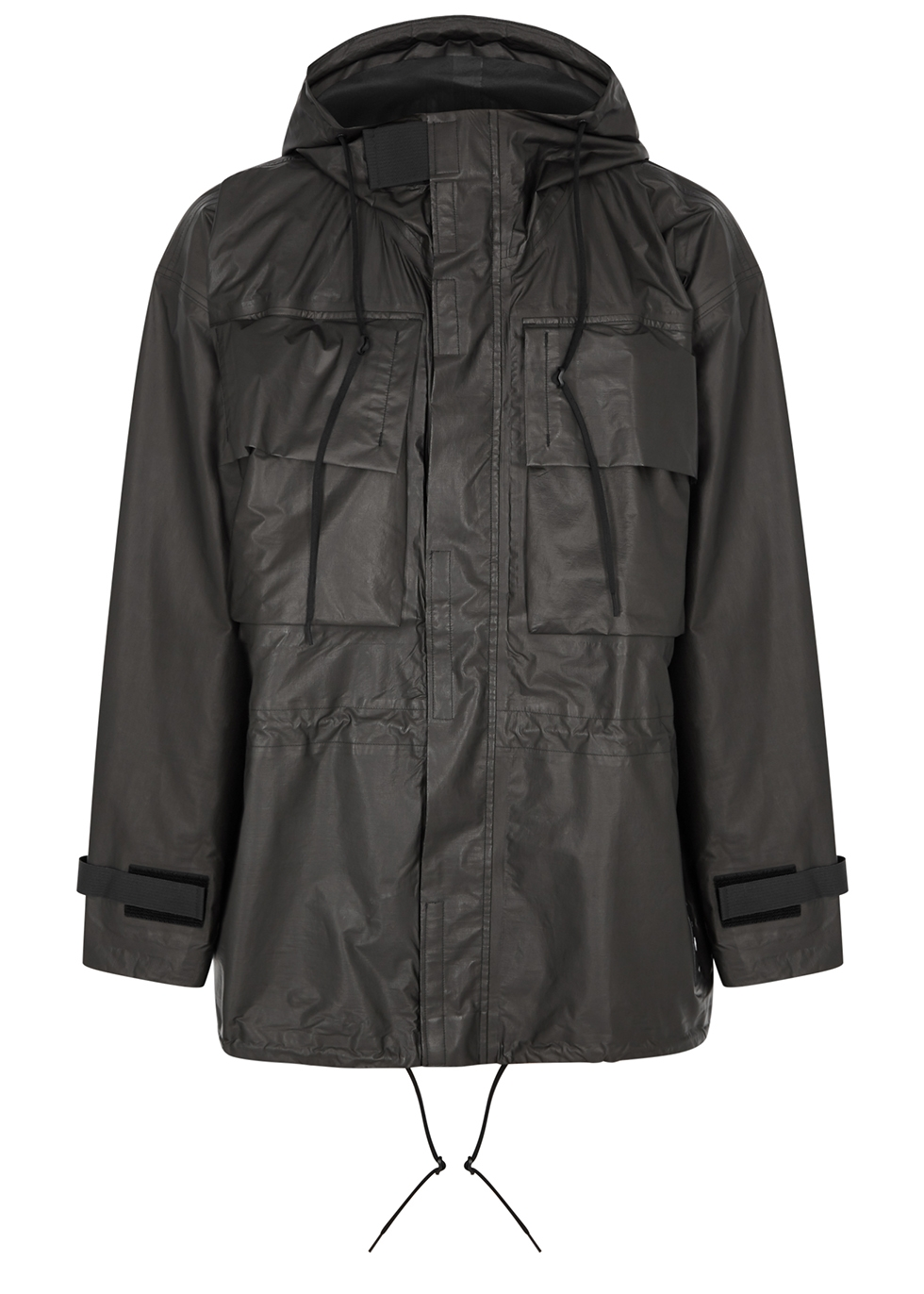 Charcoal Gore-Tex shell jacket - Y-3