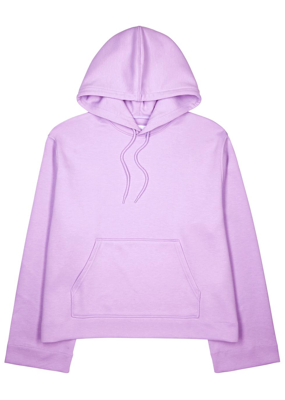 Suze hooded jersey sweatshirt - Samsøe & Samsøe