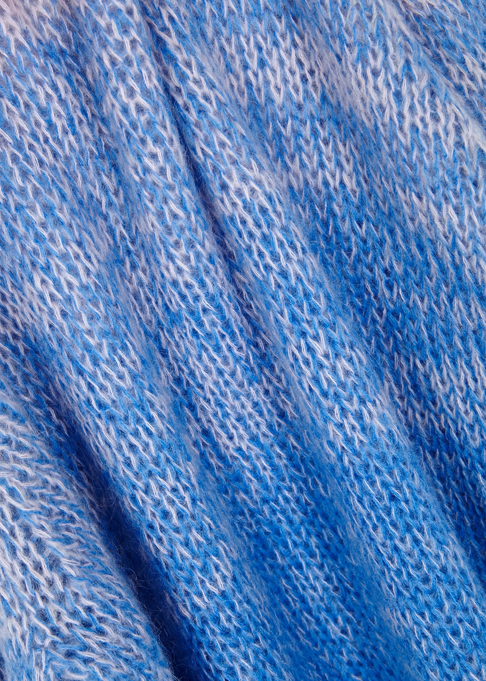 Cyrielle dégradé chunky-knit jumper - Samsøe & Samsøe