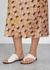 Rosa white leather sandals - ATP Atelier