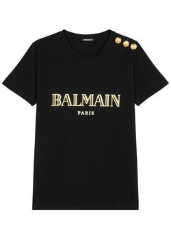 quality design de9fc 85803 Balmain - Designer Jeans, Perfume & T-Shirts - Harvey Nichols