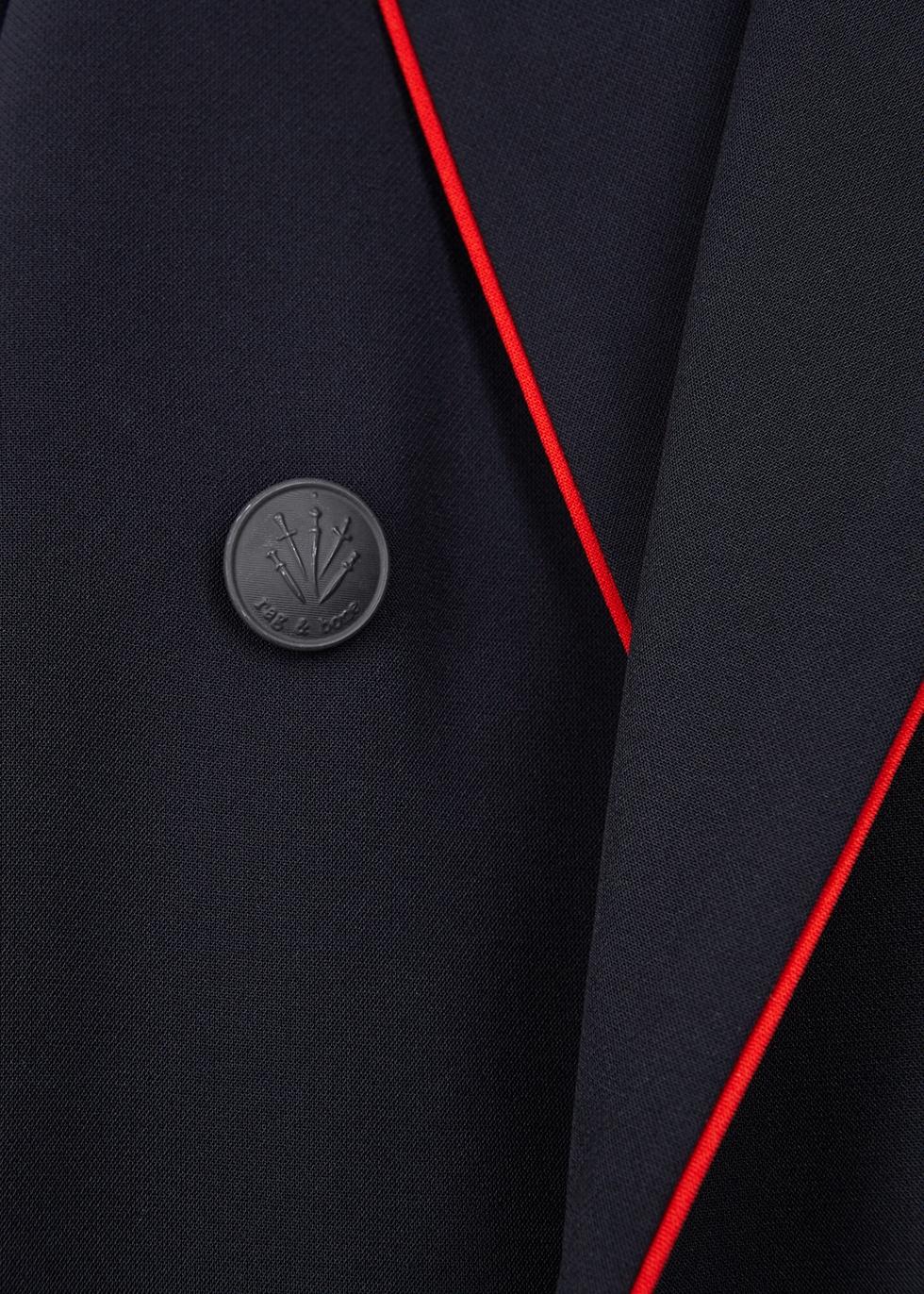 Jarvis red-trimmed blazer - rag & bone