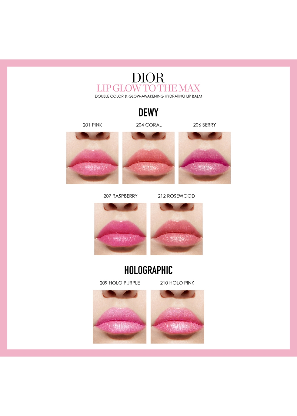 Lip Glow To The Max - Dior