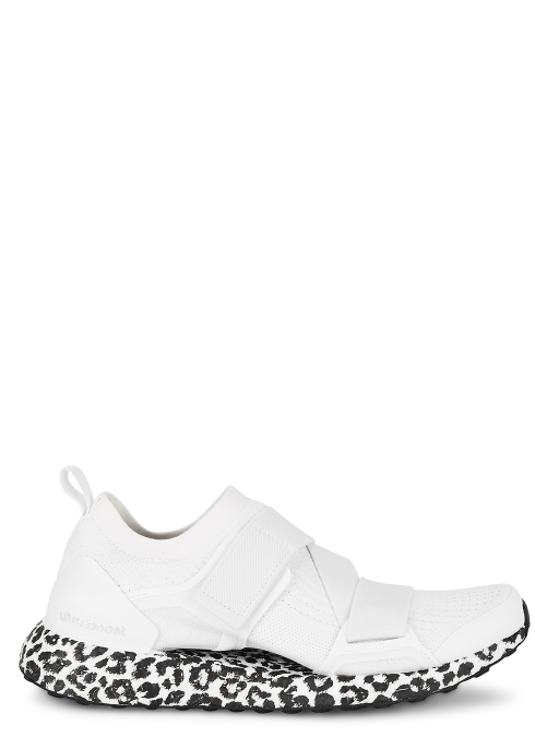 low priced 74e33 29521 Ultraboost white Primeknit trainers - adidas X Stella McCartney