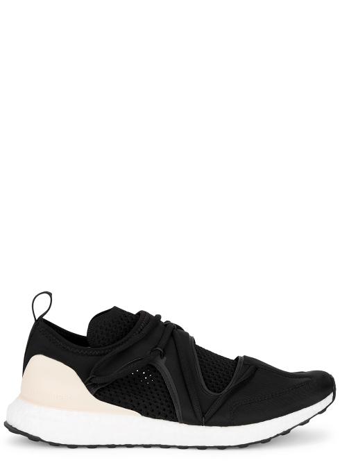 adidas X Stella McCartney Ultraboost T black Primeknit trainers ... 7ea4bc78f