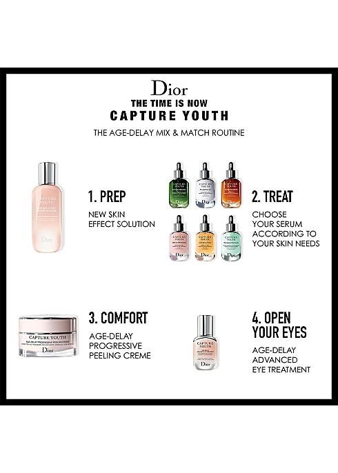 0fa4e030 Dior Capture Youth Age-Delay Progressive Peeling Creme 50ml - Harvey ...