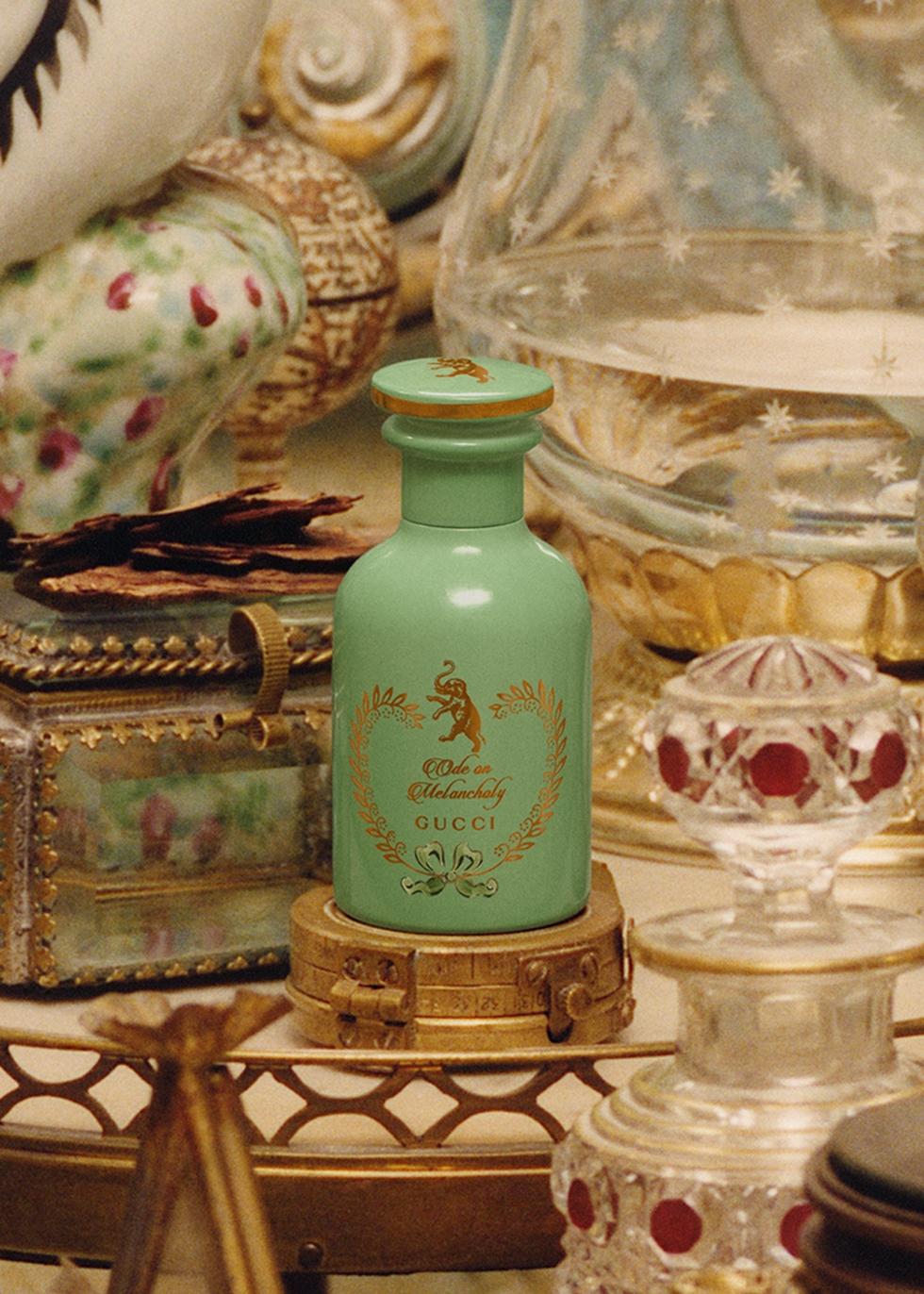 The Alchemist's Garden Ode On Melancholy Perfumed Oil 20ml - Gucci