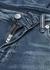 Tony blue skinny jeans - True Religion