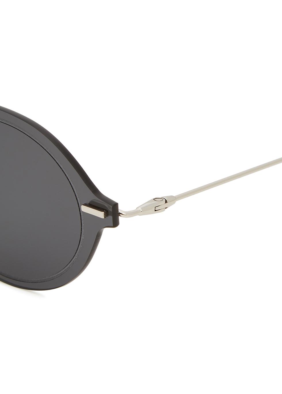 Dior Chroma 3 oval-frame sunglasses - Dior Homme