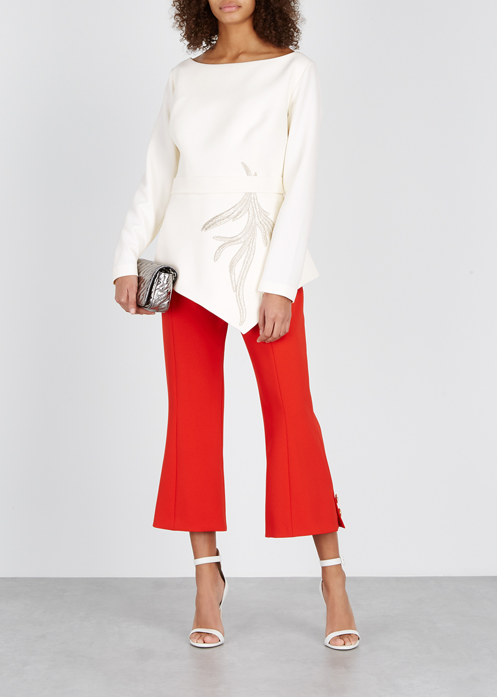 8a322ac028bb1 Women s Designer Tops - Lace   Silk - Harvey Nichols