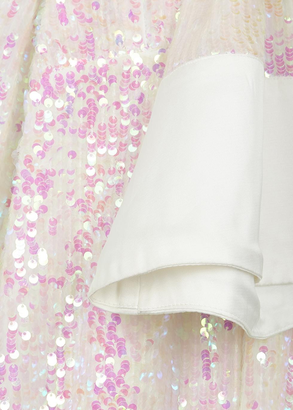 Bia iridescent sequin jumpsuit - Temperley