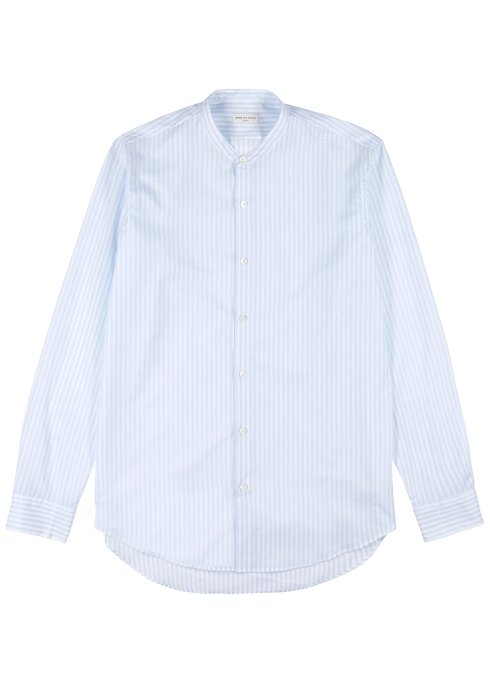 780326ff97 Dries Van Noten Claver striped cotton shirt - Harvey Nichols